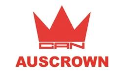 Auscrown logo distributor australia