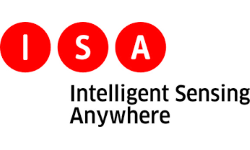 isa intelligent sensing anywhere logo distributor australia
