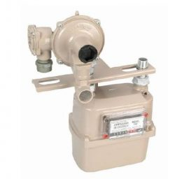 Natural Gas Meters & Regulators