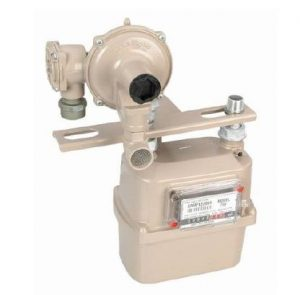 Natural Gas Meters & Regulators