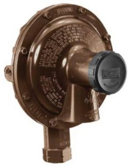 "REGULATOR REGO 2ND STAGE 450MJ 3/4"" OUTLET"