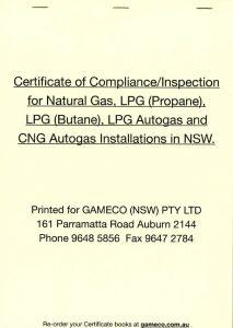 Compliance books & Plates