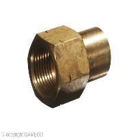 Brass fittings BSP flare